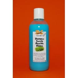 Shampoo-Doccia MUSCHIO BIANCO (500ml)