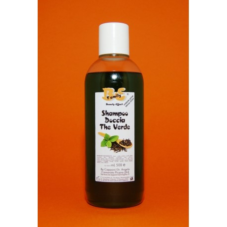 Shampoo-Doccia THE VERDE (500ml)