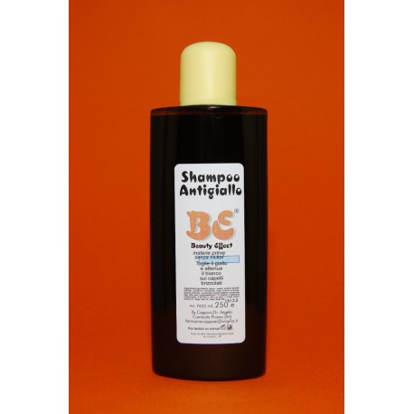 Shampoo ANTIGIALLO (250ml)