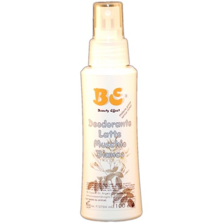 LatteDeodorante MUSCHIO BIANCO (100ml)