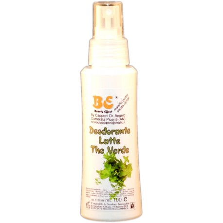 LatteDeodorante THE VERDE (100ml)