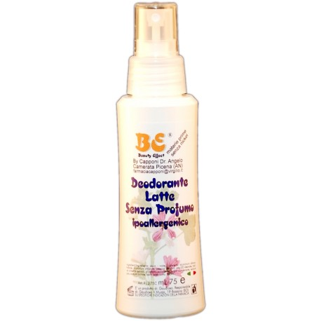 LatteDeodorante SENZA PROFUMO (100ml)
