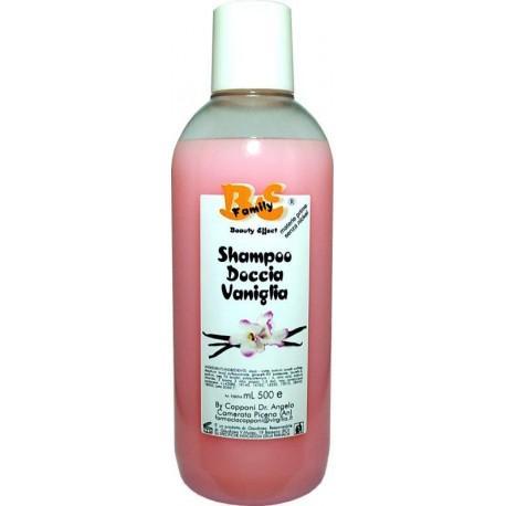 Shampoo-Doccia VANIGLIA (500ml)