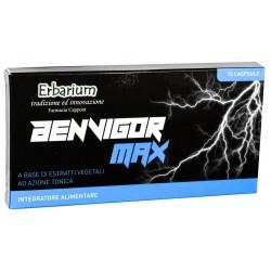 BenVigor MAX (15 capsule) AZIONE TONICA