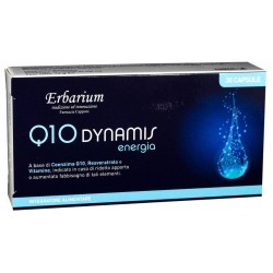 Q10 Dinamis Energia COENZIMA (30capsule)