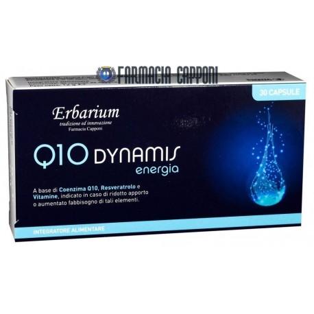 Q10 Dinamis Energia COENZIMA (20capsule)