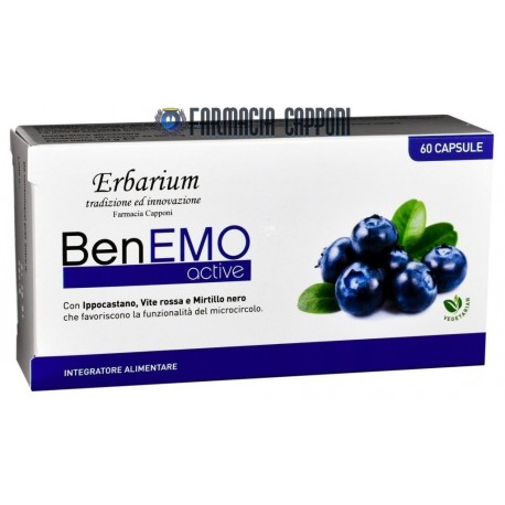 BenEmo EMORROIDI (30compresse)